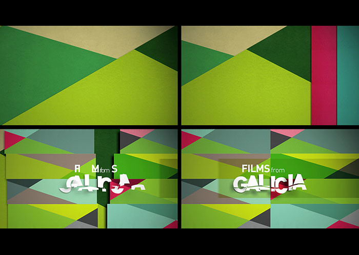 Films from Galicia