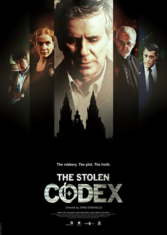 The Stolen Codex Cartel